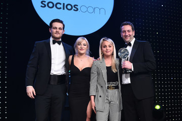 Aimee Fuller BT Sport Industry Awards 2019