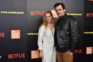 Aimee Mullins Various Celebrities Attend 'Five Came Back' World Premiere