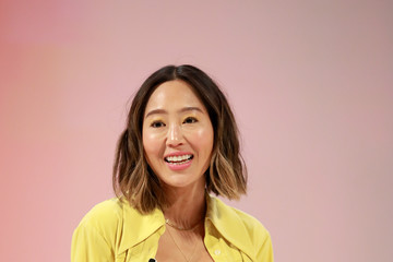 Aimee Song The Teen Vogue Summit 2019: On-Stage Conversations And Atmosphere