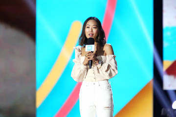 Aimee Song WE Day California Celebrates 16,000 Youth Leading Lasting Change in America