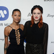 Aino Jawo Warner Music Group's Celebration For The 58th Annual Grammy Awards - Arrivals
