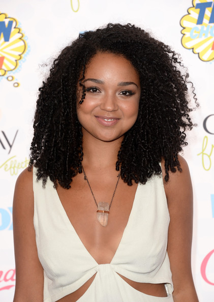 Aisha Dee Pictures Arrivals At The Teen Choice Awards