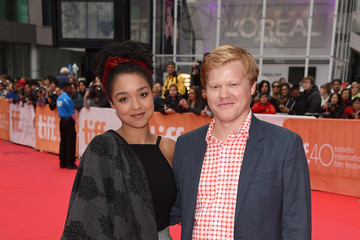 "Aisha Dee 2015 Toronto International Film Festival - ""The Program"" Premiere - Red Carpet"