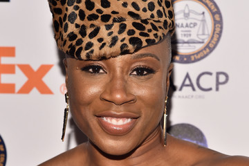 Aisha Hinds 49th NAACP Image Awards - Non-Televised Awards Dinner and Ceremony