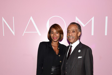 Aisha McShaw Marc Jacobs & Benedikt Taschen Celebrate NAOMI at the Diamond Horseshoe