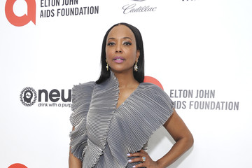 Aisha Tyler Neuro Brands Presenting Sponsor At The Elton John AIDS Foundation's Academy Awards Viewing Party
