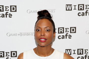 Aisha Tyler WIRED Cafe @ Comic Con - Day 3