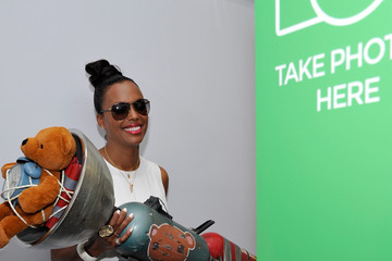 Aisha Tyler Xbox VIP Lounge At The Hard Rock Hotel