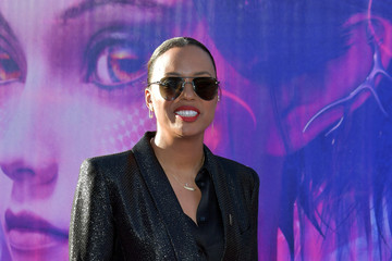 """Aisha Tyler Premiere Of Warner Bros. Pictures' """"Ready Player One"""" - Arrivals"""
