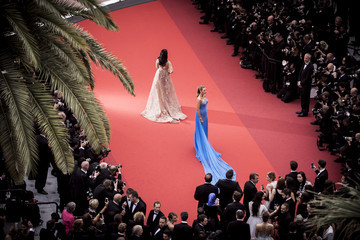 Aishwarya Rai 'The BFG' - Red Carpet Arrivals - The 69th Annual Cannes Film Festival