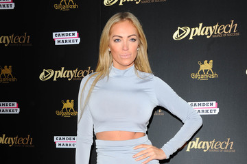 Aisleyne Horgan-Wallace  Playtech Launch Party