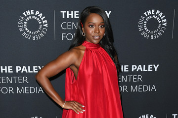 Aja Naomi King The Paley Center Celebrates The Final Season Of 'How To Get Away With Murder'