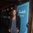 Aja Naomi King Sandals Resorts Hosts Private Event In The Hyde Lounge inside Staples Center At The Elton John Farewell Concert