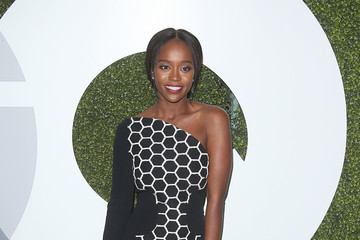 Aja Naomi King GQ Men Of The Year Party - Arrivals
