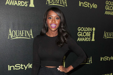 Aja Naomi King Golden Globe Award Season Celebrated — Part 2