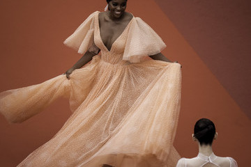 Aja Naomi King 'A Hidden Life (Une Vie Cachée)' Red Carpet - The 72nd Annual Cannes Film Festival