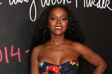 "Aja Naomi King Premiere Of ABC's ""How To Get Away With Murder' Series Finale - Arrivals"