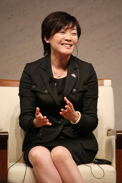 Akie Abe Photos World Assembly For Women In Tokyo Waw