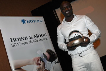 Akon Latest Consumer Technology Products On Display At CES 2017