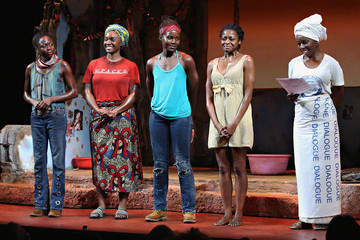 Akosua Busia National Democratic Leader Nancy Pelosi Joins Company of Broadway's 'Eclipsed'