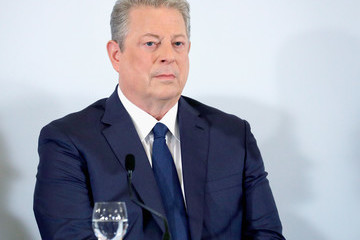 Al Gore 'An Inconvenient Sequel: Truth To Power' Press Conference - The 70th Annual Cannes Film Festival