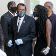 Al Green Private Funeral For George Floyd Takes Place In Houston