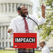 Al Green Rally To Demand 'Impeachment Now!'