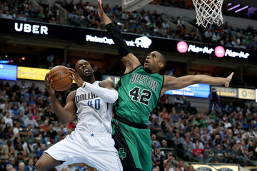 Al Horford Boston Celtics v Dallas Mavericks
