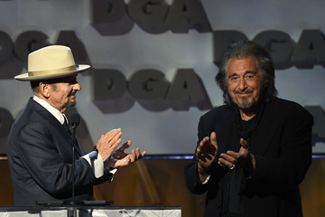 Al Pacino 72nd Annual Directors Guild Of America Awards - Inside