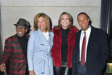 Al Roker 86th Annual Rockefeller Center Christmas Tree Lighting Ceremony
