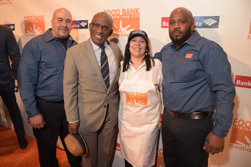 Al Roker Food Bank For New York City Can-Do Awards Dinner 2017 - Inside