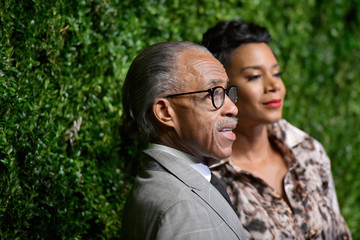 Al Sharpton CFDA / Vogue Fashion Fund 15th Anniversary Event