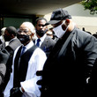 Al Sharpton Private Funeral For George Floyd Takes Place In Houston