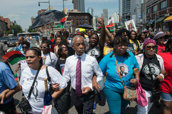 Eric Garner's Family Marks Two Years Since His Death From Chokehold by Poilce