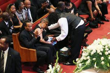 Al Sharpton Jesse Jackson First of Charleston Church Shooting Victims Laid to Rest