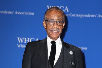 Al Sharpton 2017 White House Correspondents' Association Dinner - Arrivals