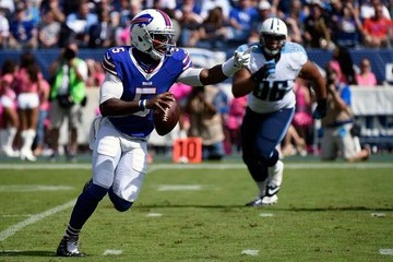 Al Woods Buffalo Bills v Tennessee Titans
