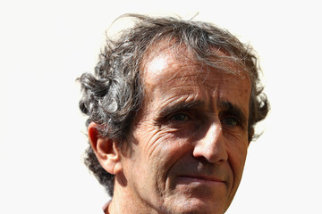 Alain Prost F1 Grand Prix of Abu Dhabi - Qualifying
