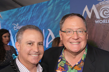 Alan Bergman The World Premiere of Disney's 'Moana'