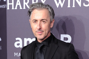 Alan Cumming The amfAR New York Gala 2017 Sponsored by FIJI Water