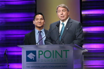 Alan Guno Point Honors Los Angeles 2018, Benefiting Point Foundation - Inside