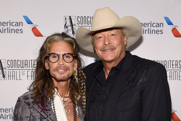 Alan Jackson Songwriters Hall Of Fame 49th Annual Induction And Awards Dinner - Backstage