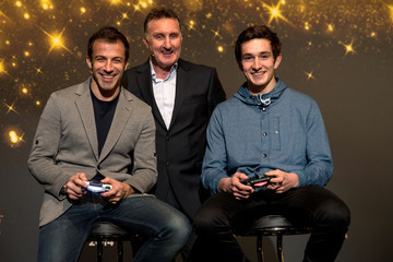 Alan McInally FIFA Ballon d'Or Gala