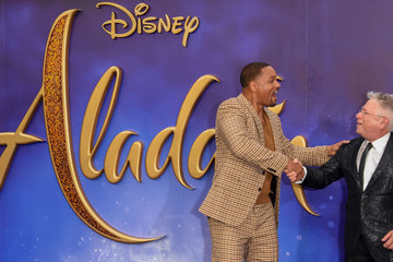 Alan Menken 'Aladdin' European Gala - Red Carpet Arrivals
