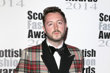 Alan Moore Arrivals at the Scottish Fashion Awards