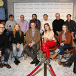 Alan Siegel Stella Artois And Deadline Sundance Series At Stella's Film Lounge: A Live Q&A With The Directors, Producers And Cast Of 'Them That Follow'