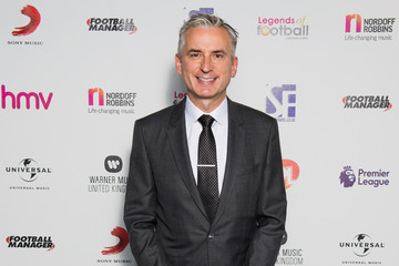 Alan Smith Legends of Football - Red Carpet Arrivals