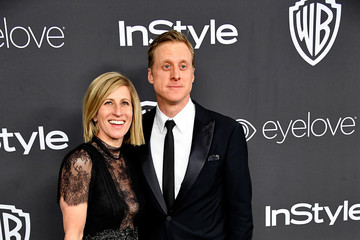 Alan Tudyk Warner Bros. Pictures and InStyle Host 18th Annual Post-Golden Globes Party - Arrivals