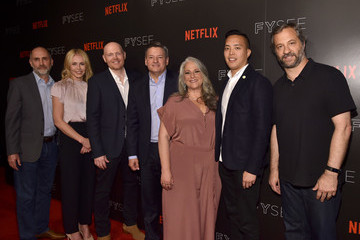 Alan Yang Netflix Comedy Panel for Your Consideration Event - Red Carpet