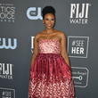 Alana Arenas 25th Annual Critics' Choice Awards - Arrivals